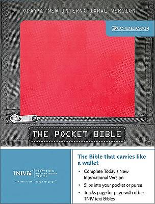 Todays New International Version Pocket Bible