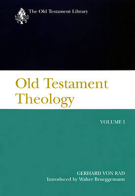 Old Testament Theology, Volume I