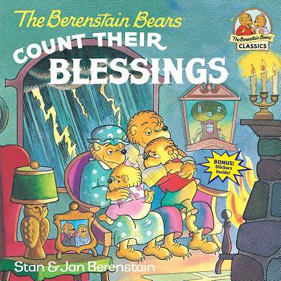 Picture of The Berenstain Bears Count Their Blessings