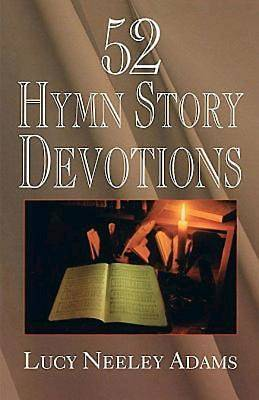 Picture of 52 Hymn Story Devotions