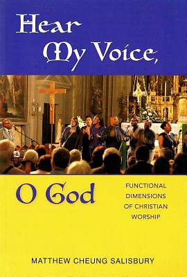 Picture of Hear My Voice, O God
