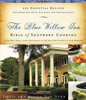 Picture of The Blue Willow Inn Bible of Southern Cooking