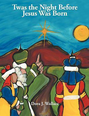 Picture of Twas the Night Before Jesus Was Born