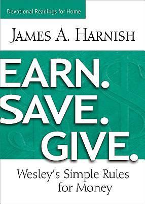 Picture of Earn. Save. Give. Devotional Readings for Home