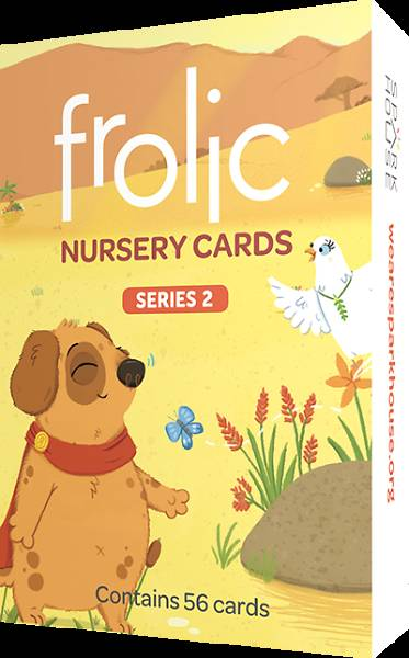 Picture of Frolic Nursery Cards Series 2