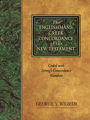 The Englishmans Greek Concordance
