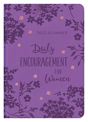 Picture of 2022 Planner Daily Encouragement for Women