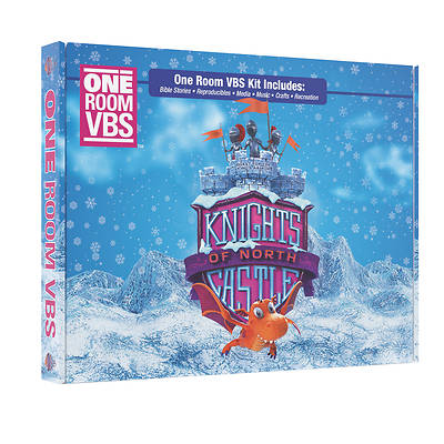 Picture of Vacation Bible School (VBS) 2020 Knights of North Castle One Room VBS Kit