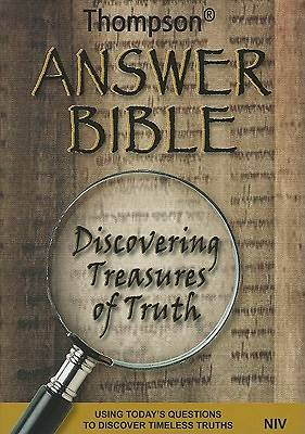 Thompson Answer Bible-NIV