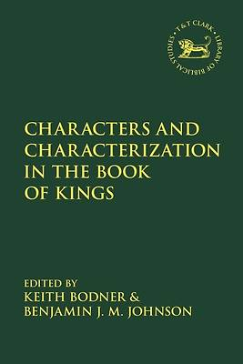 Picture of Characters and Characterization in the Book of Kings