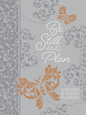 Picture of Be Still and Plan 2022 Planner