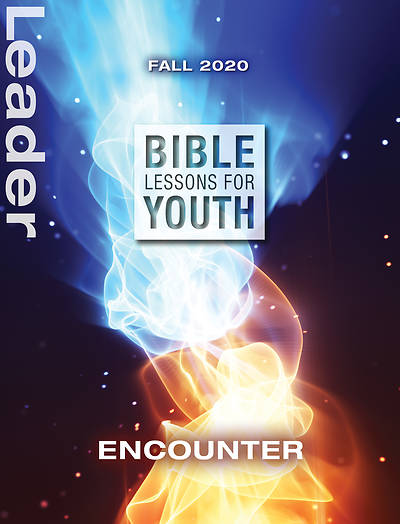 Picture of Bible Lessons for Youth Fall 2020 Leader