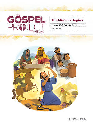 Picture of The Gospel Project for Kids