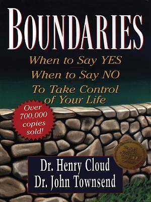 Picture of Boundaries Large Print