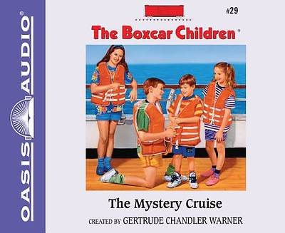The Mystery Cruise (Library Edition)