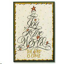 Joy to the World Boxed Cards - Box of 20
