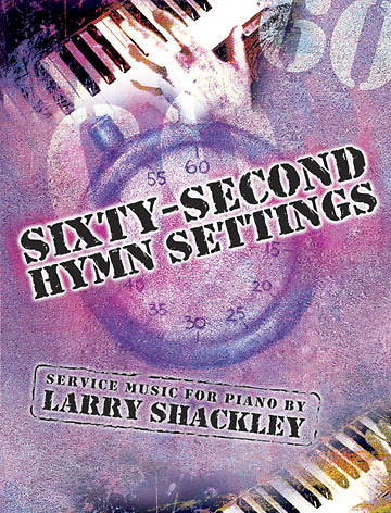 Sixty-Second Hymn Settings Piano Collection