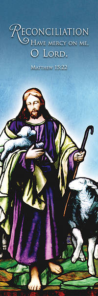 Jesus the Lamb Bookmark
