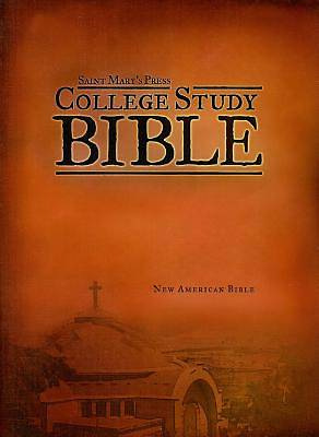 College Study Bible-Nab