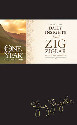 Picture of The One Year Daily Insights with Zig Ziglar