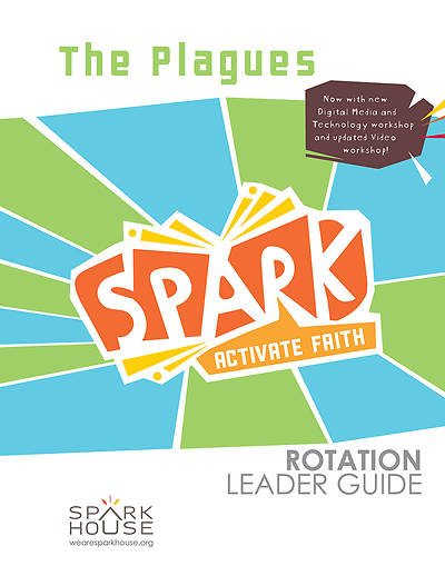 Picture of Spark Rotation  The Plagues  Leader Guide