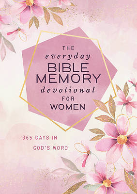 Picture of The Everyday Bible Memory Devotional for Women