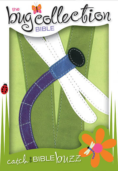 The Bug Collection Bible Dragonfly New International Version