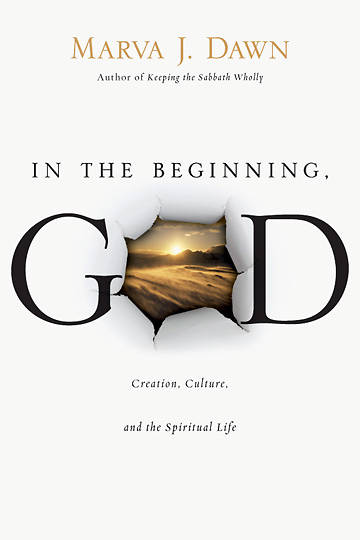In the Beginning, GOD