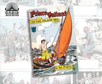 Picture of Prince Valiant on the Inland Sea (Library Edition)