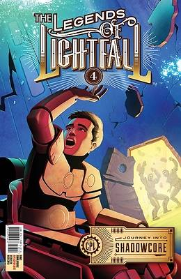 Picture of The Legend of Lightfall - Volume Four