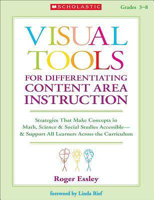 Picture of Visual Tools for Differentiating Content Area Instruction, Grades 3-8