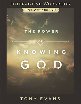 Picture of The Power of Knowing God Interactive Workbook
