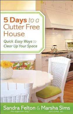 5 Days to a Clutter-Free House [ePub Ebook]