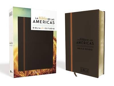 Picture of La Biblia de Las Americas - Biblia de Estudio