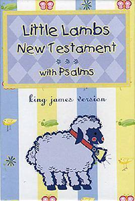 Little Lambs New Testament with Psalms
