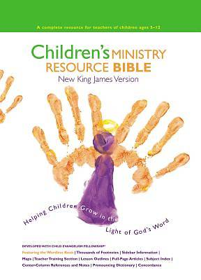 Childrens Ministry Resource Bible