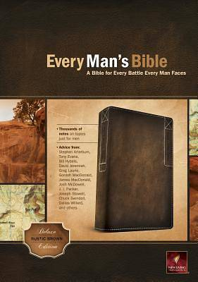 Every Mans Bible NLT