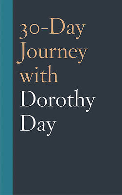 Picture of 30-Day Journey with Dorothy Day