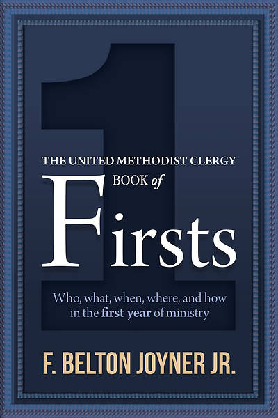 Picture of The United Methodist Clergy Book of Firsts