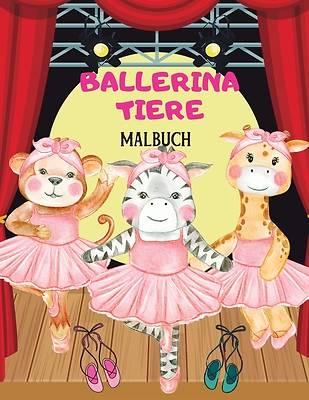 Picture of BALLERINATIERE Malbuch