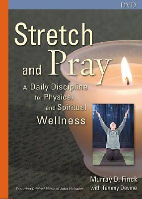 Stretch and Pray DVD