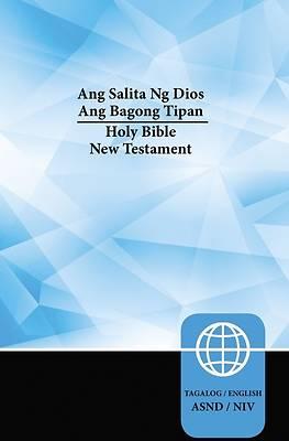 Picture of Tagalog, Niv, Tagalog/English Bilingual New Testament, Paperback
