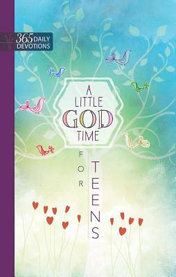 Picture of A Little God Time for Teens