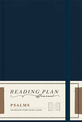 Picture of Psalms, Reading Plan Journal