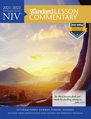 Picture of NIV Standard Lesson Commentary 2021-2022
