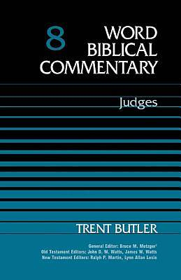 Word Biblical Commentary - Judges