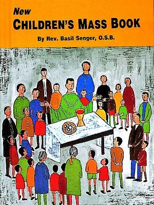 New Childrens Mass Book