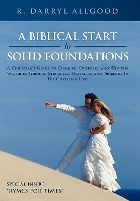 Picture of A   Biblical Start to Solid Foundations