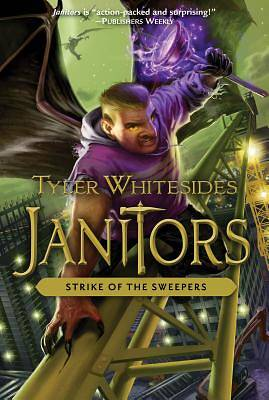Janitors, Bk 4, Strike of the Sweepers