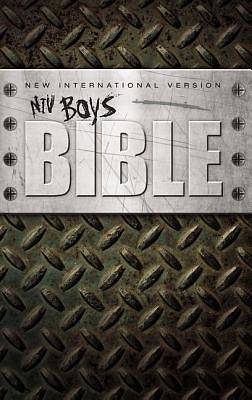New International Version Boys Bible